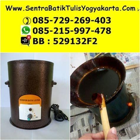 Kompor Listrik Batik wisata batik jogja kursus batik tulis yogyakarta part 3