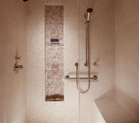 bathroom wall niche how to make shower niches work for you in the bathroom