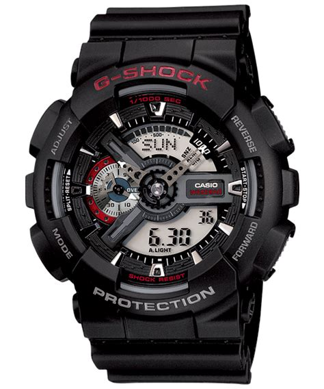Jam Tangan Casio G Shock Wr20bar ga 110 1a standard analog digital g shock timepieces casio
