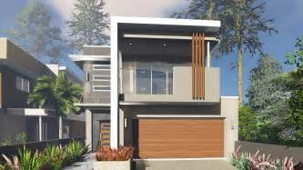 Small House Designs Brisbane Home Designs For Narrow Blocks Home And Landscaping Design