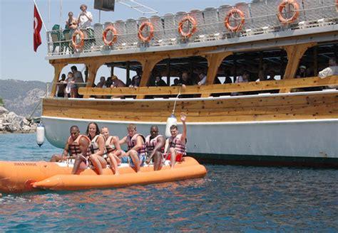 banana boat ride brighton banana marmaris turkey