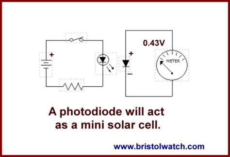photodiode in photovoltaic mode tutorial mosfet output solid state relays