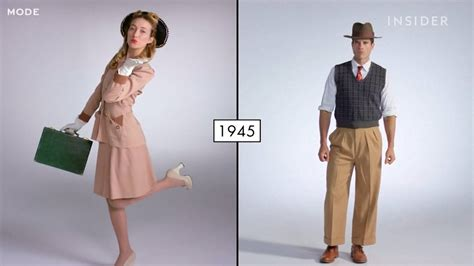 100 years of fashion 100 years of fashion women vs men