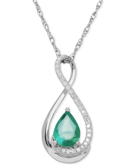 infinity pendant review sterling infinity pendant necklace included