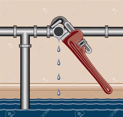 bathroom water leak