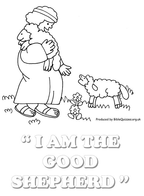 coloring pages jesus the good shepherd shepherd coloring sheet new calendar template site
