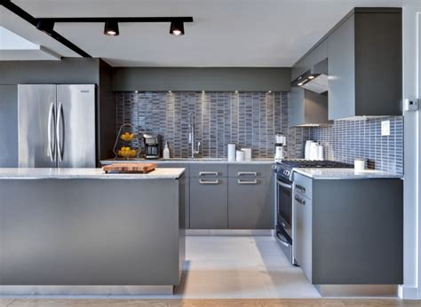 gray kitchen design affordable kitchen wall cabinets grey kitchentoday