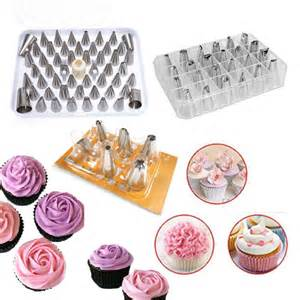 new icing piping nozzle fondant cake cupcake pastry tool