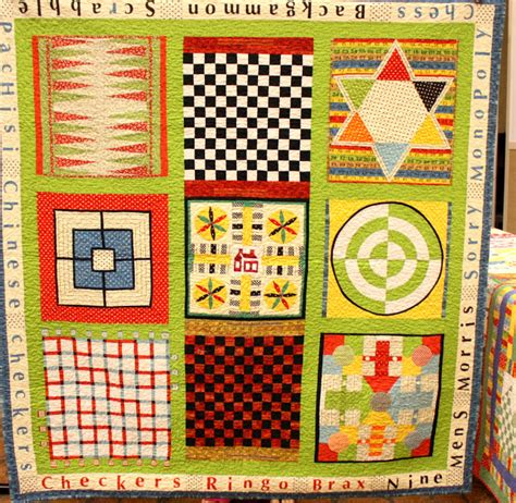 pattern card games sandy klop trunk show part 1 diary of a quilter a