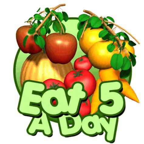 fruit 5 a day healthy dobbyn design