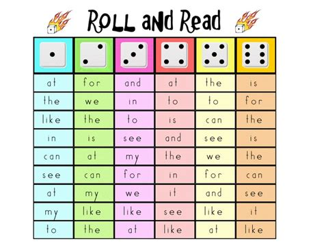 printable board games for kindergarten 6 best images of printable word games for kindergarten