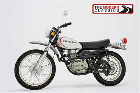 Honda Motorrad 250 by Honda Xl250