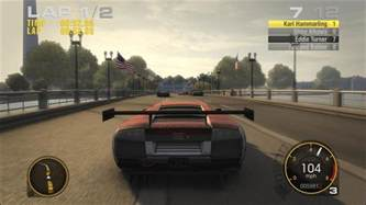 new car racing for pc gameplay race driver grid pc