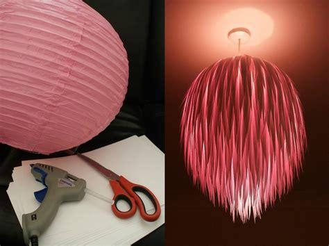 How To Make A Paper Light Bulb - light and lovely hip diy light fixture ideas