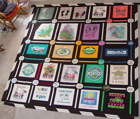 how to make a shirt quilt free t shirt quilt pattern