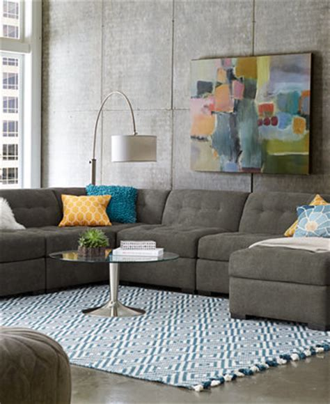 charlene fabric sofa living room furniture sets pieces product not available macy s