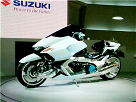 Suzuki Motorcycle Automatic Transmission The 37th Tokyo Motor Show