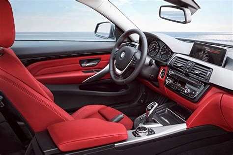 Bmw Series 4 Interior by Bmw 4 Series Gran Coupe Interior