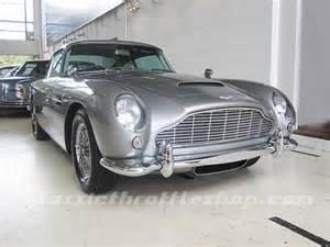 Aston Martin Db5 Kit Justin Beiber