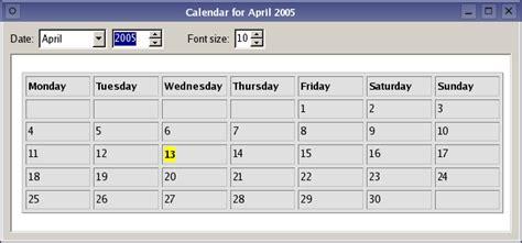 Calendar Editor Club Des Professionnels En Informatique