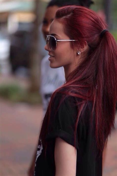 best shoo for colored hair 2014 red hair color ideas for women wardrobelooks com
