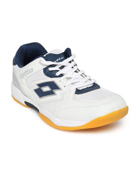 lotto sports shoes buy lotto white jumper iv sports shoes 634