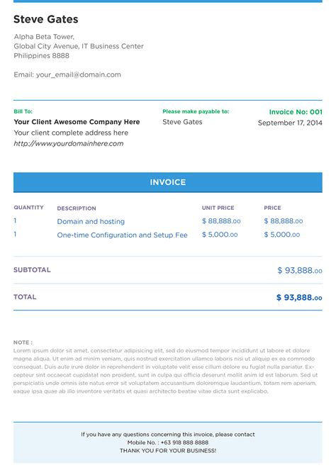 Photography Invoice Template Psd Doc Photographer Mac Pdf Business Invoices Askoverflow Photography Invoice Template Mac