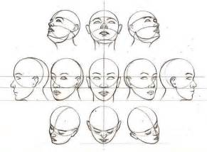 head positions my drawing tutorial class pinterest