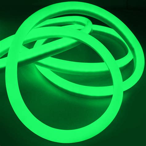 50 100 150 led neon rope light flex tube sign