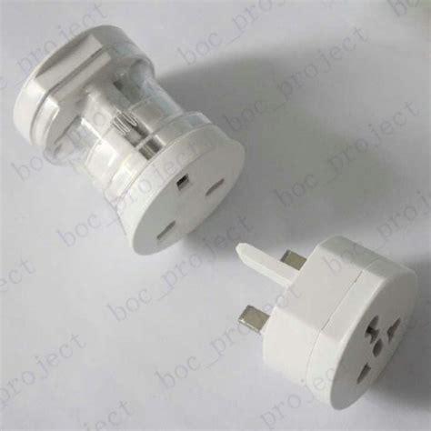 Travel Universal Socket All In One Colokan Serbaguna Adapter Adaptor all in one universal travel power adaptor socket