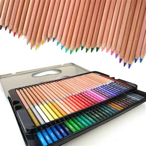 artist pencils 60 lapis de cor profesionales colored
