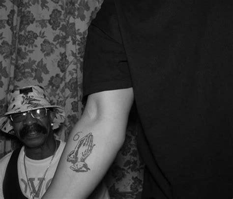 celeb tattoos showcasing canadian pride flare