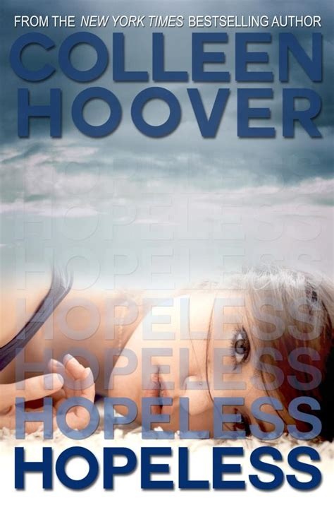 libro hopeless my crazy obsession resena hopeless de colleen hoover
