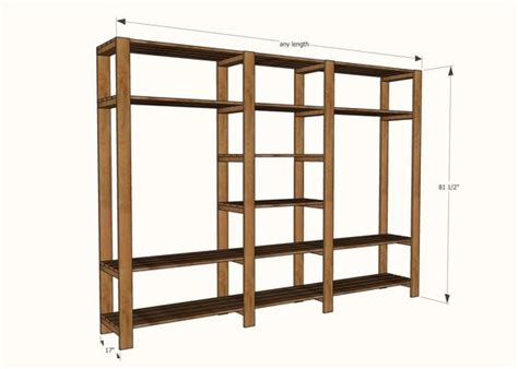 diy industrial style wood slat wood slats closet system and industrial style on