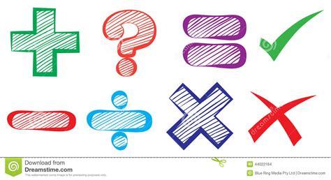 imagenes de simbolos suicidas s 237 mbolos matem 225 ticos ilustraci 243 n del vector imagen 44022164