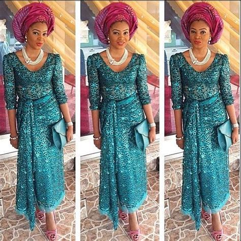 kamdora latest styles 2016 cord lace aso ebi styles for classical ladies