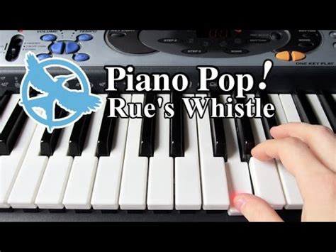 tutorial video games piano full download rue s whistle piano