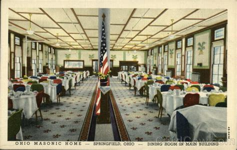 ohio masonic home dining room springfield oh