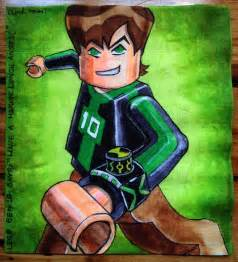 Our sons would love to have a lego version of ben 10
