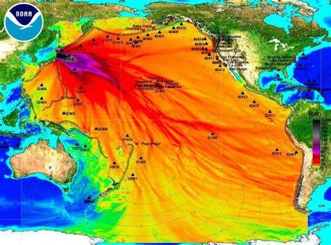 fukushima fallout usa map study fukushima radiation has already killed 14 000