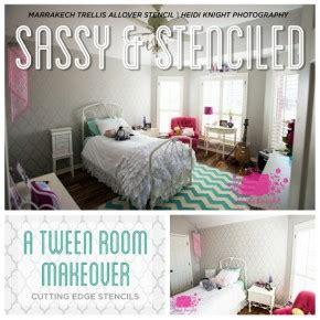 girls bedroom stencils girl s room stencils 171 stencil stories