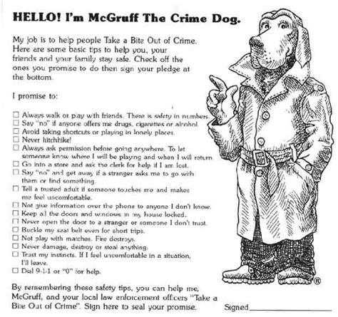 mcgruff the crime mcgruff the crime