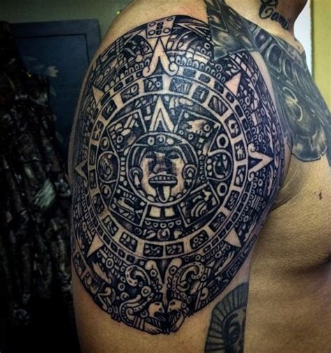 aztec tattoo designs for men awesome aztec tribal tattoos ideas 1 powershay