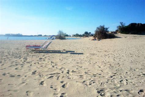 19 ottobre sulla spiaggia di porto cesareo in salento
