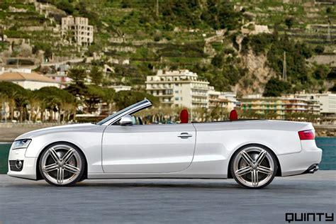 Audi A5 Cabrio Tuning by Audi A5 Cabrio Pagenstecher De Deine Automeile Im Netz
