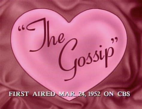 the gossip wiki the gossip i love lucy wiki fandom powered by wikia