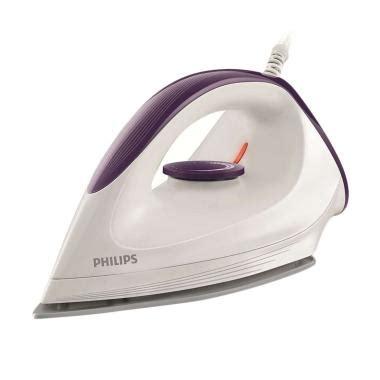 Setrika Philips Affinia Gc160 jual philips gc160 iron harga kualitas