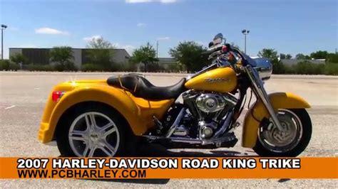Harley Davidson 3 Wheelers by Used Harley Davidson Trike 3 Wheelers Motorcycles For