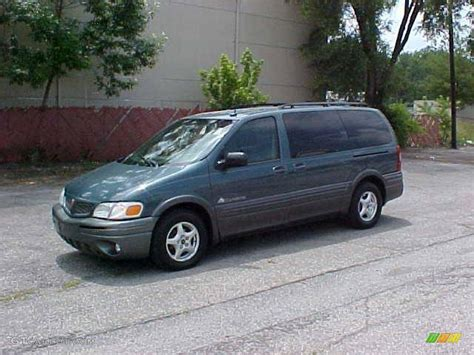 04 Pontiac Montana by 2004 Pontiac Montana Information And Photos Momentcar