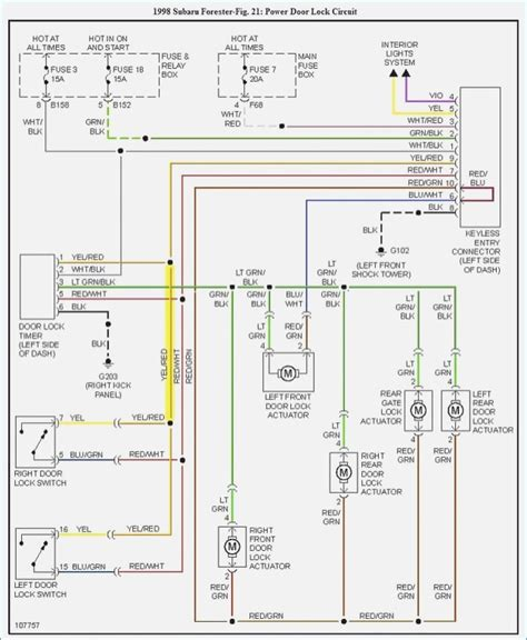 2006 subaru wiring diagram wiring diagram with description